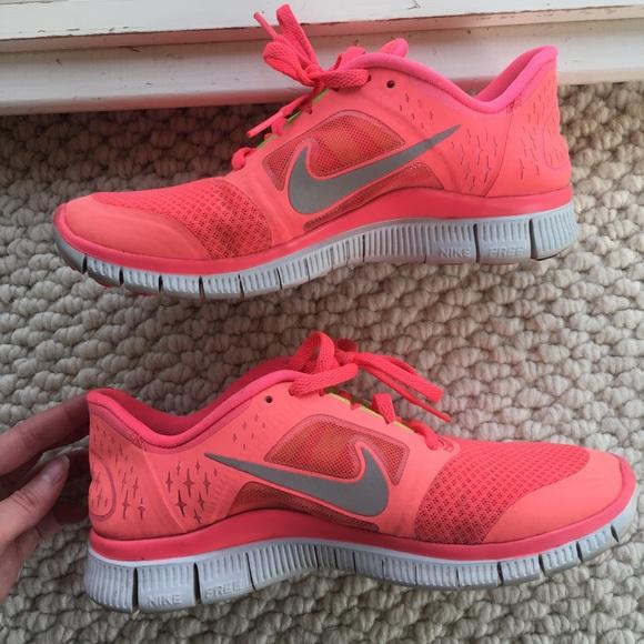 32c2a6d492f259 Nike Shoes - NEON HOT Pink Nike Free Runs